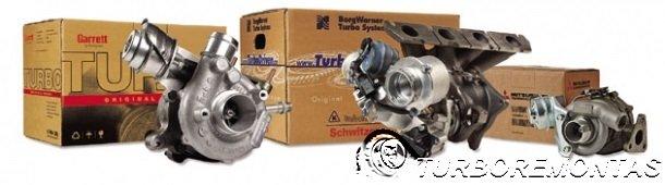 Vilkikams nauji turbokompresoriai